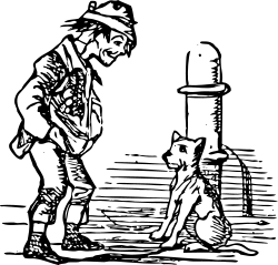 johnny_automatic_Beggar_and_dog